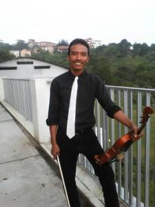 Angga Aditia Kelas Musik - Viola n Violin Teacher