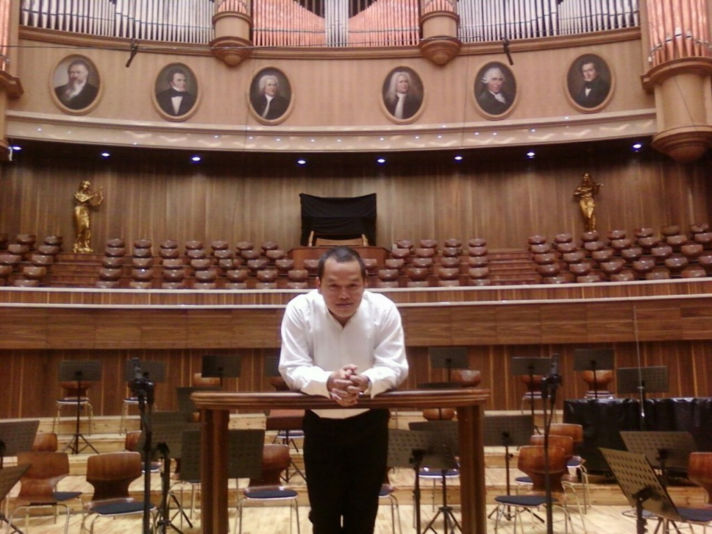 Petrus Aris Hariyadi - Flute , Clarinet, Oboe Kelasmusik
