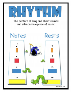 rythm tempo musik