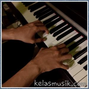 teknik dasar piano fingering
