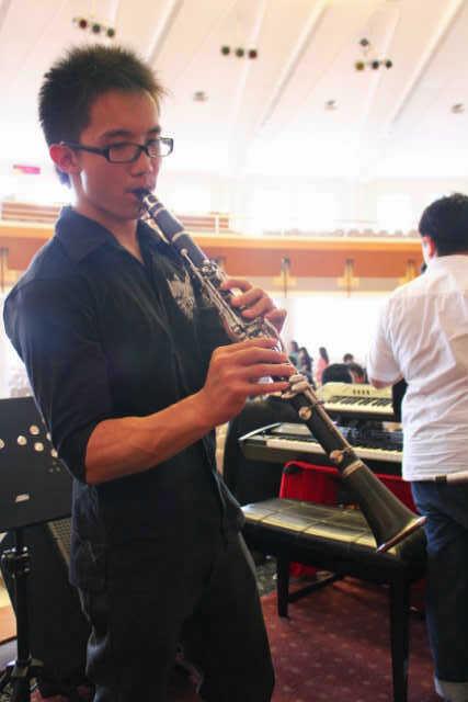 Kursus Clarinet Kelas Musik Samuel Adinugraha