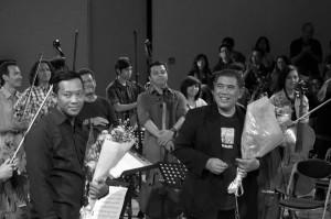 Haryo Yose Soejoto dan Eko Balung