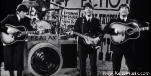 the beatles band - posisi band idolakan