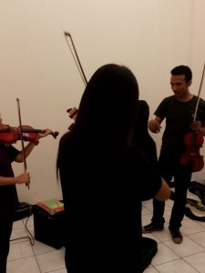 Kelas Musik Biola Gratis - Kursus Musik Bandung