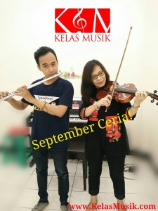 kelas musik september Ceria