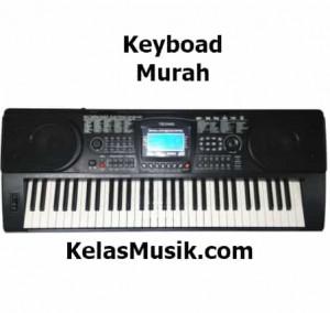 keyboard murah techno kelas musik